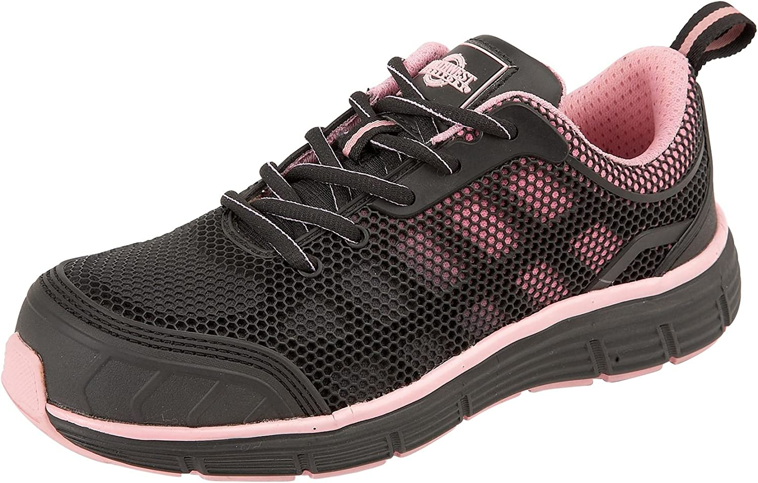 Ladies Fashion Safety Trainers Boots