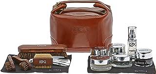 IEXI Exclusive Kit – Borsa Viaggio o Regalo – Set di 13 pezzi per la cura - Pulizia e manutenzione delle scarpe e/o access...