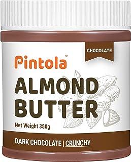 Pintola Almond Choco Spread (Crunchy) (350g)