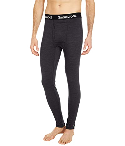 Smartwool Merino 250 Base Layer Bottoms (Charcoal Heather) Men