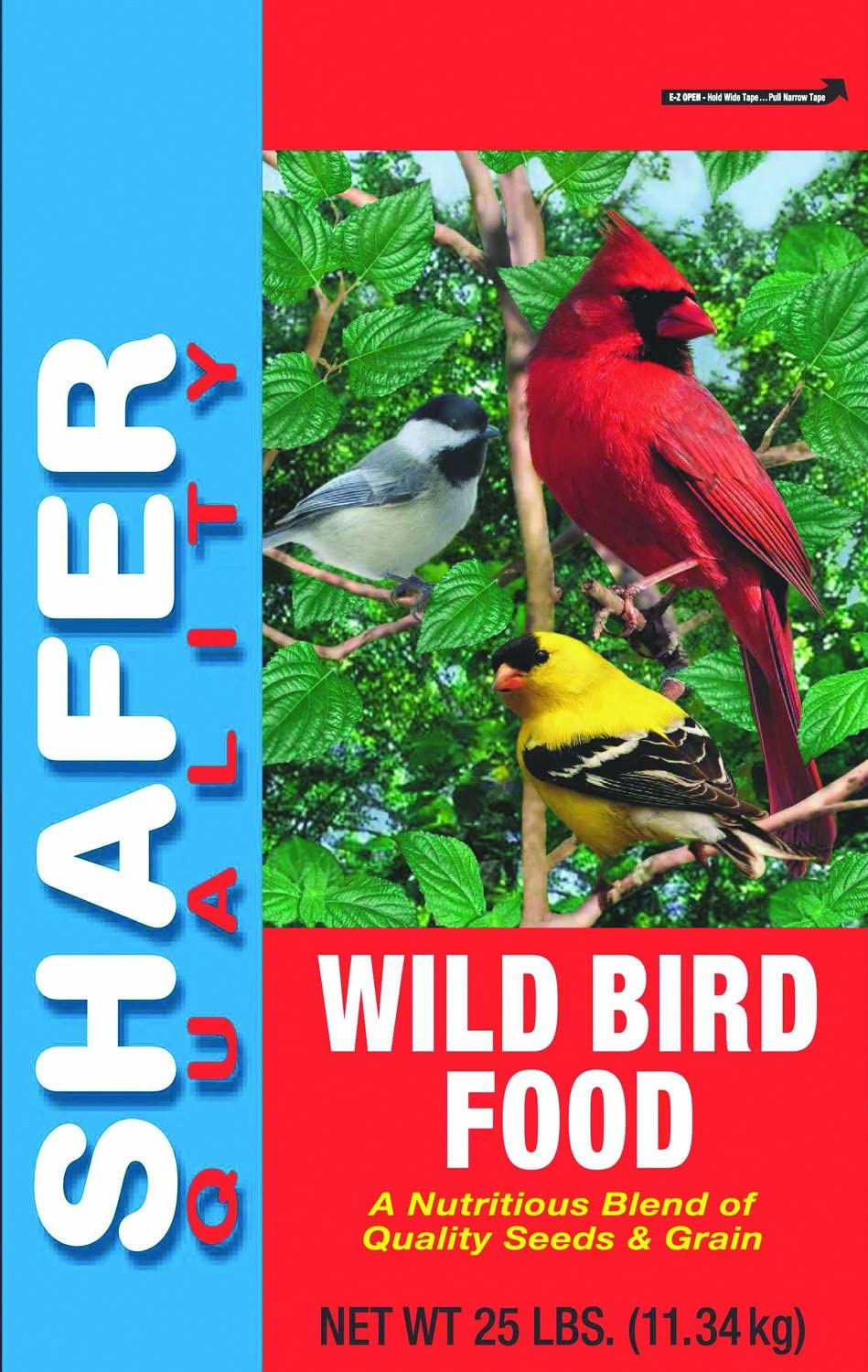 Shafer Seed Company Bird 114022 Wild sold out Superior