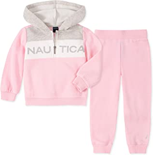 Nautica Baby Girls 2 Pieces Jog Set