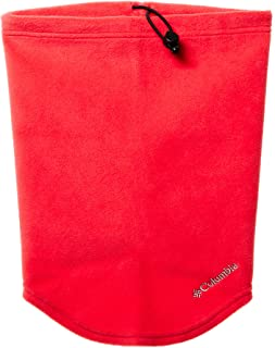Unisex Thermarator Neck Gaiter, Red Camellia, One Size