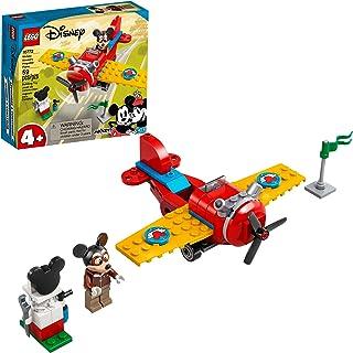 LEGO Disney Mickey and Friends Mickey Mouse's Propeller Plane 10772 Building Kit Toy Toy؛ مناسب برای بازی خلاق ؛ جدید 2021 (59 قطعه)