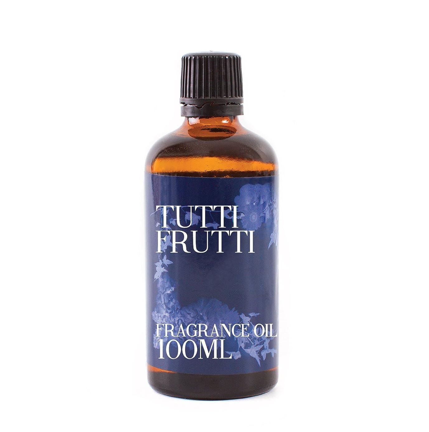 ボーカルカフェ補助Mystic Moments | Tutti Frutti Fragrance Oil - 100ml