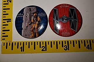 Star Wars (Hallmark) Button 2 of them SDCC 2018 Licensed bx3