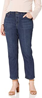 Women's Plus-Size Mandie Five-Pocket Perfect-Fit Jean