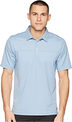 TravisMathew Brun Polo