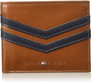 Tommy Hilfiger Tan+Navy Men's Wallet (TH/HARVEYGCW2308)