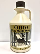 product image for 1 Quart Grade A, Pure Ohio Maple Syrup