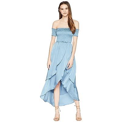 Lucy Love Portrait Dress (Vintage Blue) Women