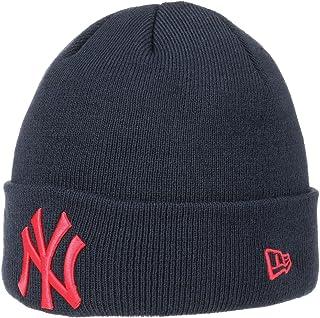 a5a23995adaff Bonnet League Ess Cuff Yankees New Era bonnet en tricot bonnet pour l'hiver