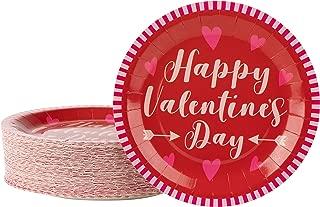 Best valentines dinner plates Reviews