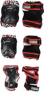 Powerslide Pro Robot 906013 儿童保护垫套装黑色