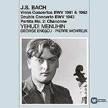 Bach: Violin Concertos 1 & 2, Double Concerto & Partita No.2: Chaconne