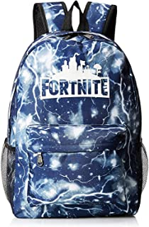 Games Fortnite Character Backpack Children School Bags Kids