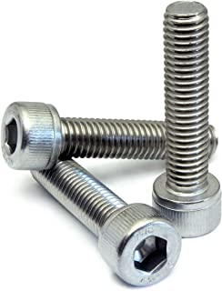 m4 x 25mm stainless steel allen key socket head countersunk screws