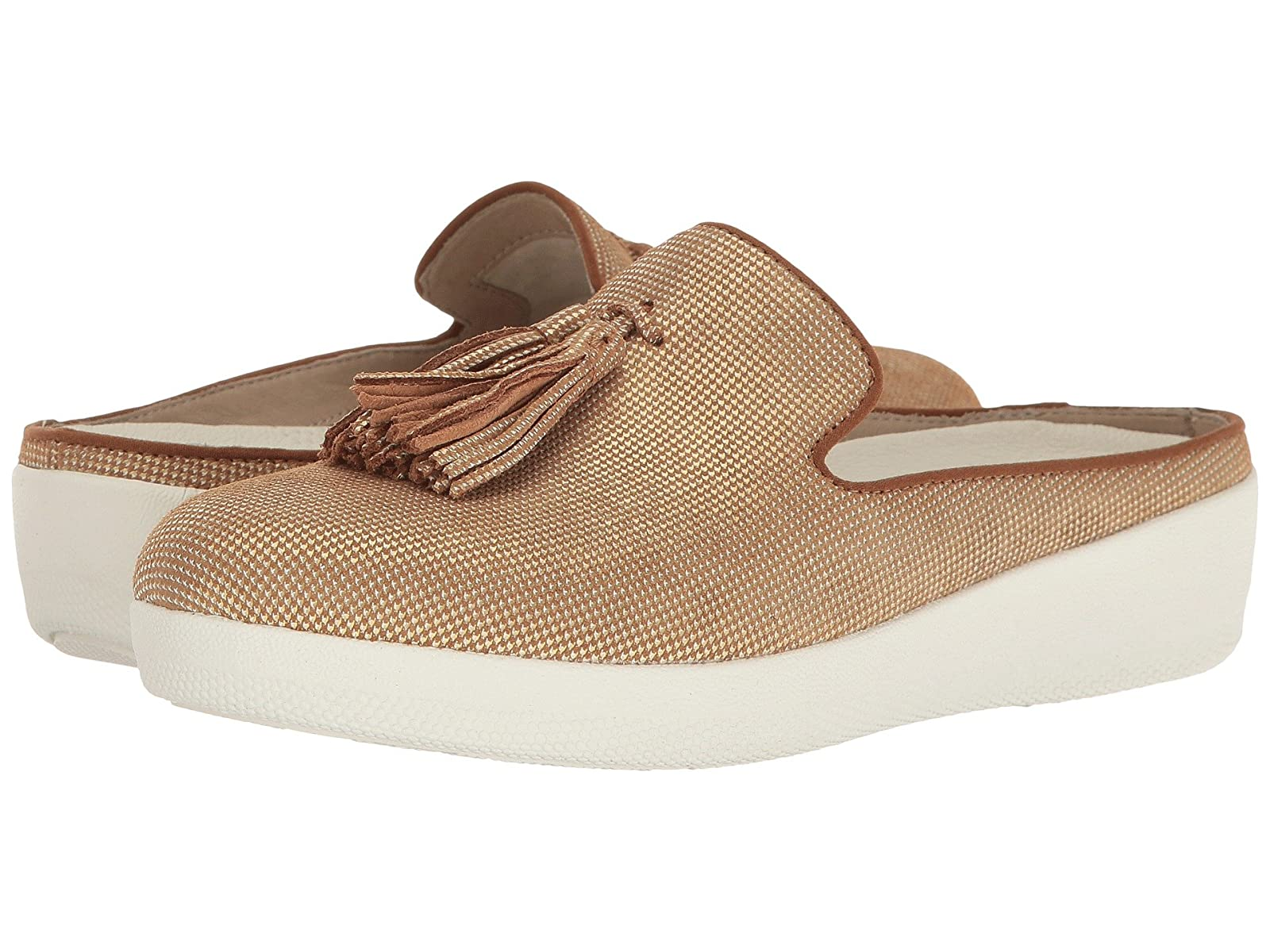 FitFlop - Houndstooth Print Superskate Slip-On - FitFlop Massive new -Man/Woman 0530cb
