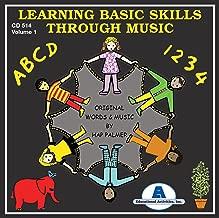 learning cds for kindergarten