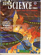 Super Science Stories 1951 Vol. 8 # 02 June: Escape to Chaos / Earthman, Beware! / It Happened Tomorrow / Oblivion Quest / Cosmic Knot / Star Slave