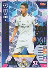 Match Attax Champions League 2018//19 Ronaldo Goal Machine Tarjeta de Comercio