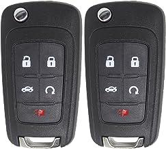 Fits Chevrolet 13500319 OEM 5 Button Key Fob