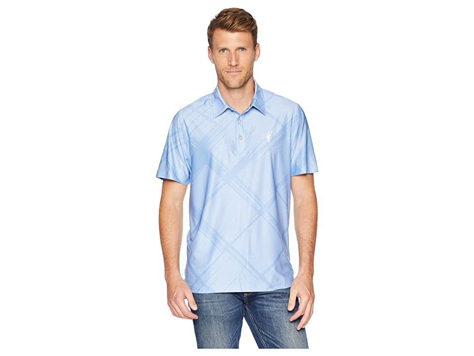 Toes on the Nose Trad Polo (Chambray) Men