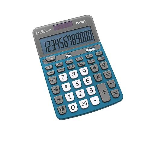 LEXIBOOK- PLC255 - Calculatrice Pro - Multifonction - 12 Chiffres