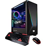 iBUYPOWER Pro Gaming PC Computer Desktop Intel i9-9900K 8-Core 3.6 GHz, GeForce RTX 2070 8GB,...