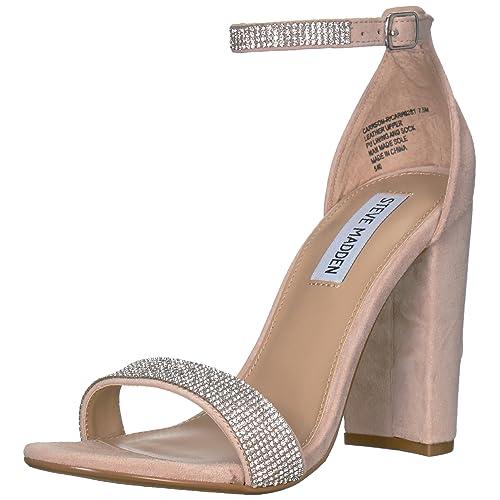 d9f27c3481c Steve Madden Gold Heels: Amazon.com