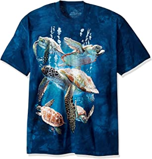 The Mountain Men's Sea Turtle Family