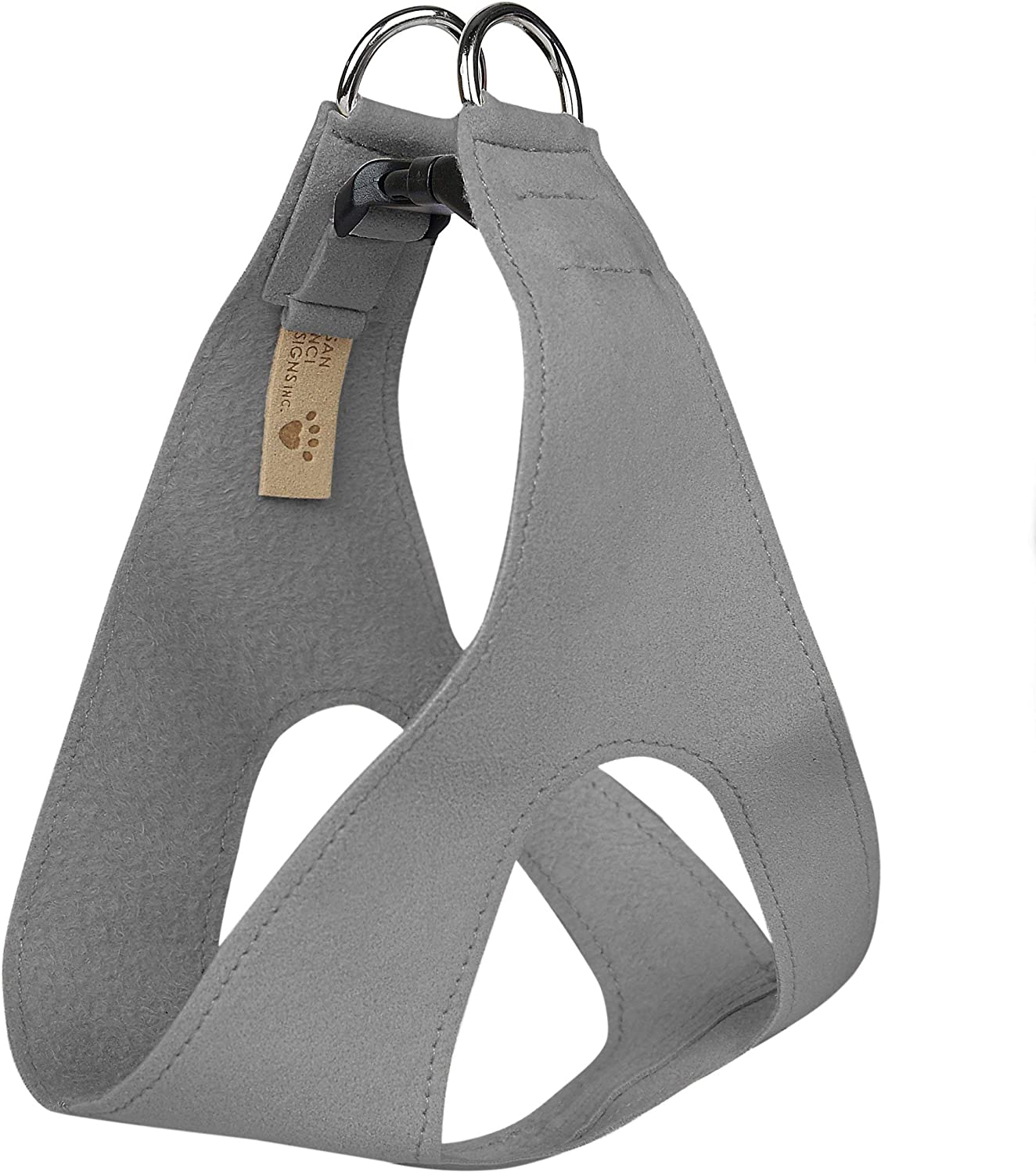 Susan Lanci 2021new shipping free Designs Premium New life Ultrasuede Step Harness in for a Dog
