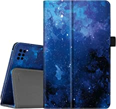 Famavala Folio Case Cover Compatible with 7-Inch Fire 7 Tablet [9th / 7th Generation, 2019/2017 Release] (BlueSky)
