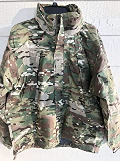 Us Army Issue Ecwcs Gen III Level 6 Gore Tex Multicam Extreme Cold/Wet Weather Jacket - Large Regular