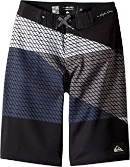 Quiksilver Kids Highline Slash Boardshorts (Big Kids)