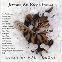 Jamie deRoy & Friends, Vol. 5: Animal Tracks