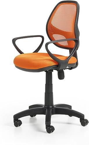 en venta en línea Due-home Silla juvenil silla de escritorio, escritorio, escritorio, Color naranja  ahorra hasta un 30-50% de descuento