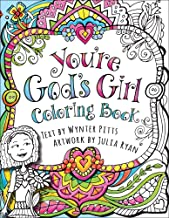 You're God's Girl! Coloring Book