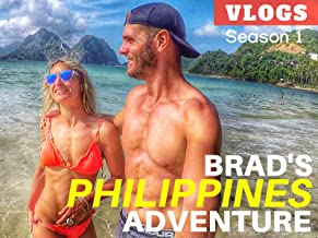 Brad's Philippines Adventure Vlogs