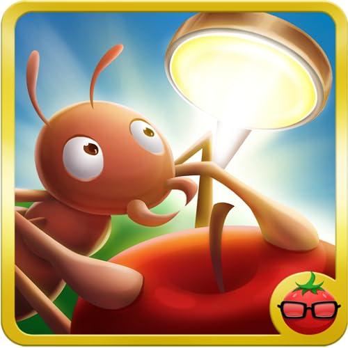Defesa do Piquenique Esmaga Formigas crianças