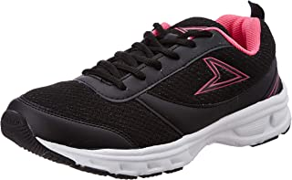 Power Women's Might Pink Running Shoes-4 UK (37 EU) (6.5 US) (5395002)