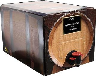 Rosé Wein: Spätburgunder Trocken in praktischer Bag in a Box