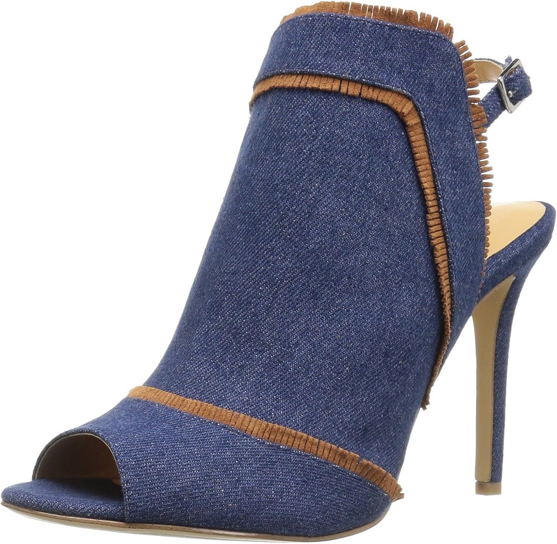 Daya by Zendaya Womens Melpink Dress Sandal