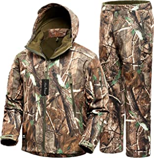 NEW VIEW Hunting Jacket Waterproof Hunting Camouflage...