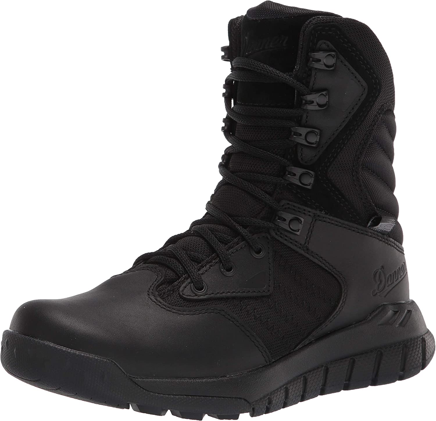 Danner mens High quality Military and Tactical US Boot 7 Wide outlet Black