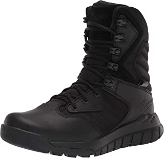 "حذاء Danner Danner Instinct تكتيكي بسحاب جانبي 8"" حذاء Danner جاف للرجال عسكري وتكتيكي"