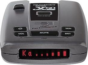 Escort Passport 8500x50 Radar Detector (Black), Red Display, SmartCord USB Included, Sensitivity Control