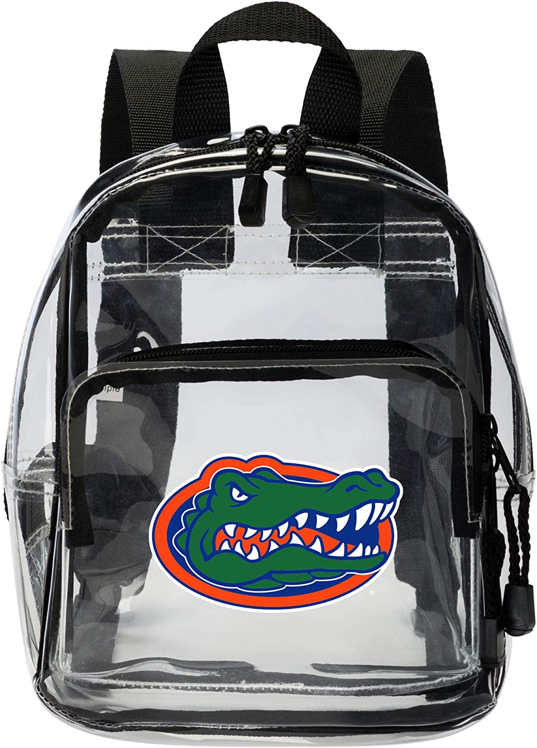 Dallas Mall Florida Gators Outlet SALE Clear Mini-Backpack 3.25