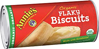 Annie's Ready to Bake Flaky Biscuits Certified organic, 16 oz, 8 ct