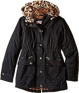 Cotton Twill Jacket (Little Kids/Big Kids)